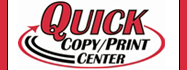 Quick/Copy Print Center